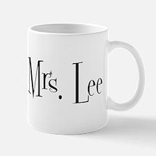 The New Mrs. Lee Mug
