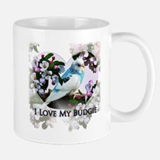 Budgie Mug Mugs