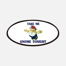 Take Me Gnome Tonight Patches