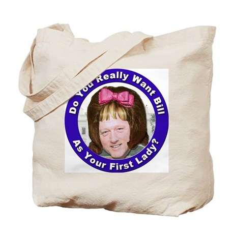 Stop the Clintons Tote Bag