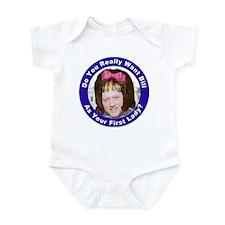 Stop the Clintons Infant Bodysuit