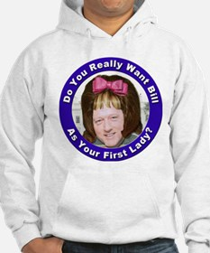 Stop the Clintons (Front) Hoodie