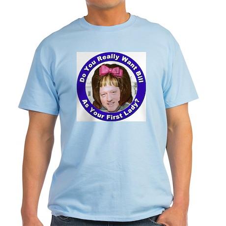 Stop the Clintons Light T-Shirt