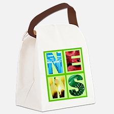 news.jpg Canvas Lunch Bag