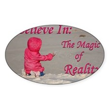 Magic of Reality Decal