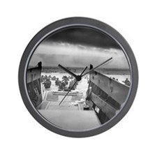D-Day 6/6/1944 Wall Clock