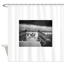 D-Day 6/6/1944 Shower Curtain