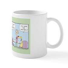 Funny Rhymes orange Mug