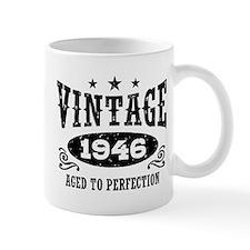 Vintage 1946 Small Mugs