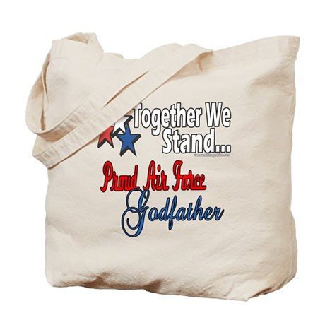 Air Force Godfather Tote Bag