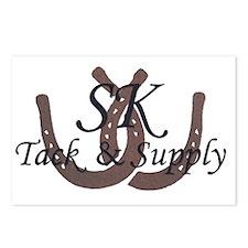 SK Tack Logo Postcards (Package of 8)