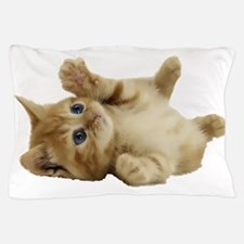 Cute Kitten Pillow Case