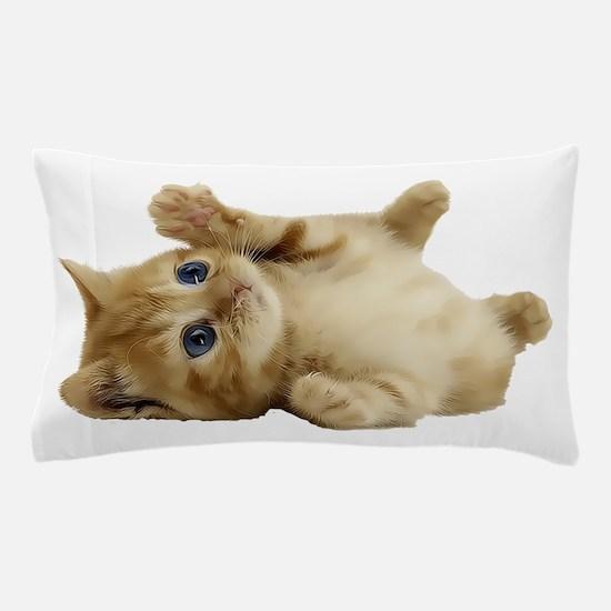 Cute Kitten Pillow Case