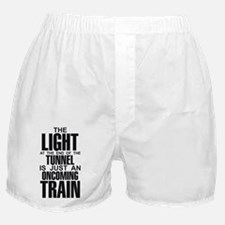 Light at the End of the Tunne Boxer Shorts