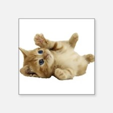 Tickle Me Kitten Sticker