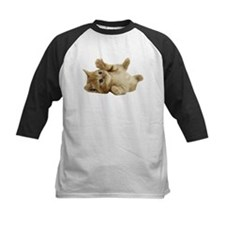 Tickle Me Kitten Baseball Jersey