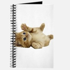 Tickle Me Kitten Journal