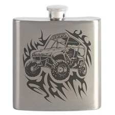 Fired Up UTV Flask