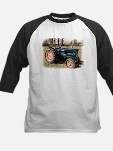 Fordson Vintage Farm Tractor Baseball Jersey