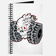 OffRoad Styles Skull Roller Journal
