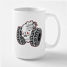 OffRoad Styles Skull Roller Mugs