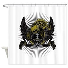 victory buggy Shower Curtain