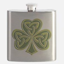 Celtic Trinity Flask