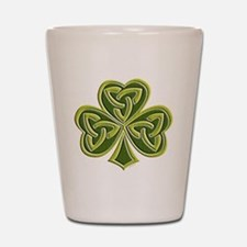 Celtic Trinity Shot Glass