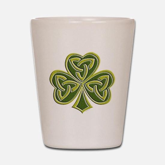 Celtic Trinity Shot Glass