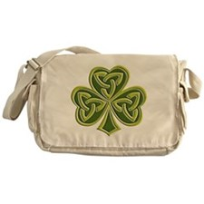 Celtic Trinity Messenger Bag