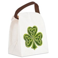 Celtic Trinity Canvas Lunch Bag