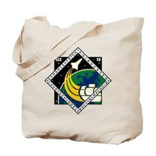STS 122 Atlantis Tote Bag