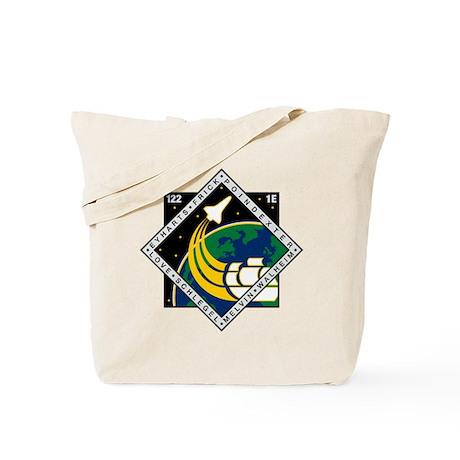 STS 122 Atlantis Tote Bag