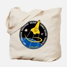 STS 120 Discovery Tote Bag