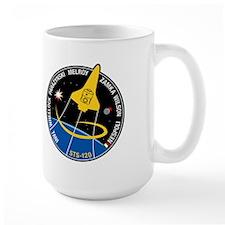 STS 120 Discovery Mug