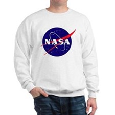 STS 122 Atlantis NASA Sweatshirt