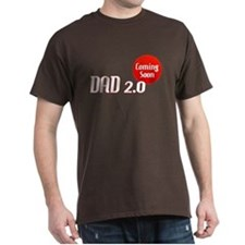 Dad 2.0 Expectant Father T-Shirt