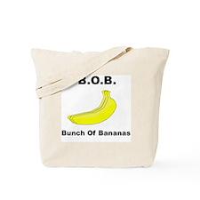 B.O.B. - Bunch Of Bananas Tote Bag