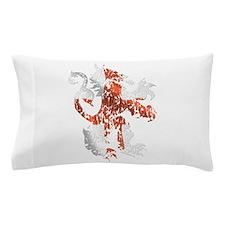 English Lion Pillow Case