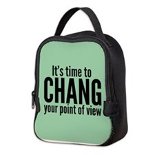 Chang View Neoprene Lunch Bag
