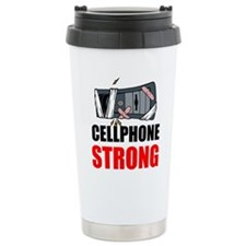 Cellphone Strong Travel Mug