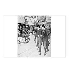 Sherlock Holmes illustrations Postcards (Package o