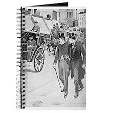 Sherlock Holmes illustrations Journal