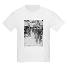 Sherlock Holmes illustrations T-Shirt