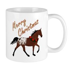 Walkaloosa Merry Christmas Mug