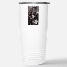 Skerock Holmes illustrations Travel Mug