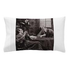 Skerock Holmes illustrations Pillow Case