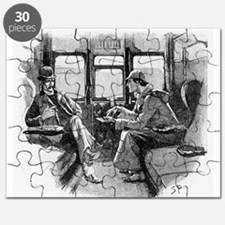 Skerock Holmes illustrations Puzzle