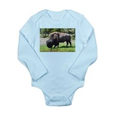 American Bison Body Suit