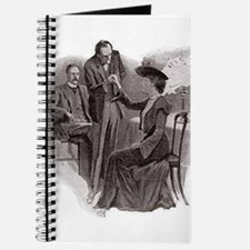 Skerock Holmes illustrations Journal